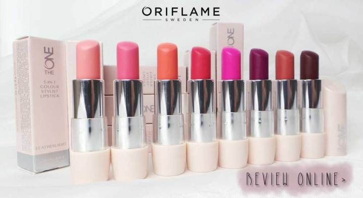 Oriflame-the-one-5in1-colour-stylist-lipstick-review-swatches-yustsome-promo