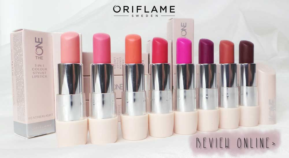 NIEUW! The ONE 5-in-1 Colour Stylist Lipstick Featherlight