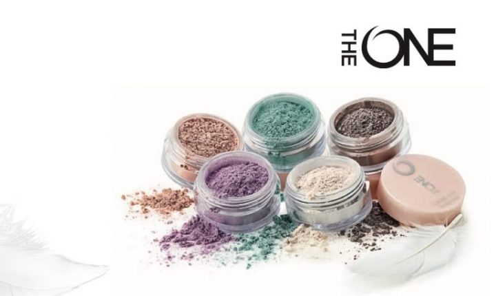 Oriflame the one loose eye shadow yustsome review