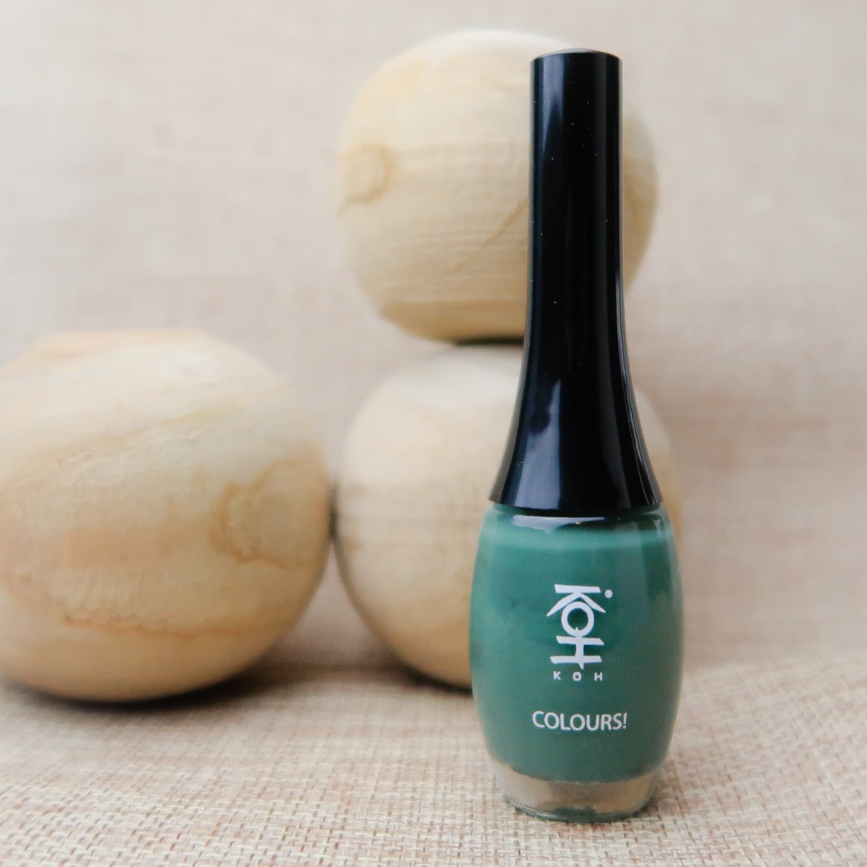 Swatched-it | Woodstock green