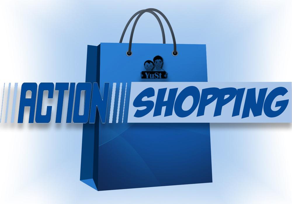 Shoplog | Wat bleef er nu weer plakken?