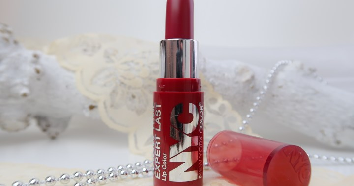 Nyc love you berry much lipstick review yustsome