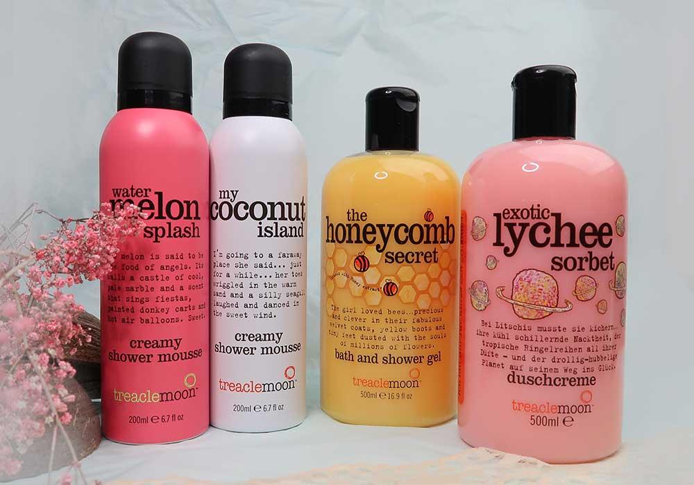 Treaclemoon™ Douche foams & Shower gels