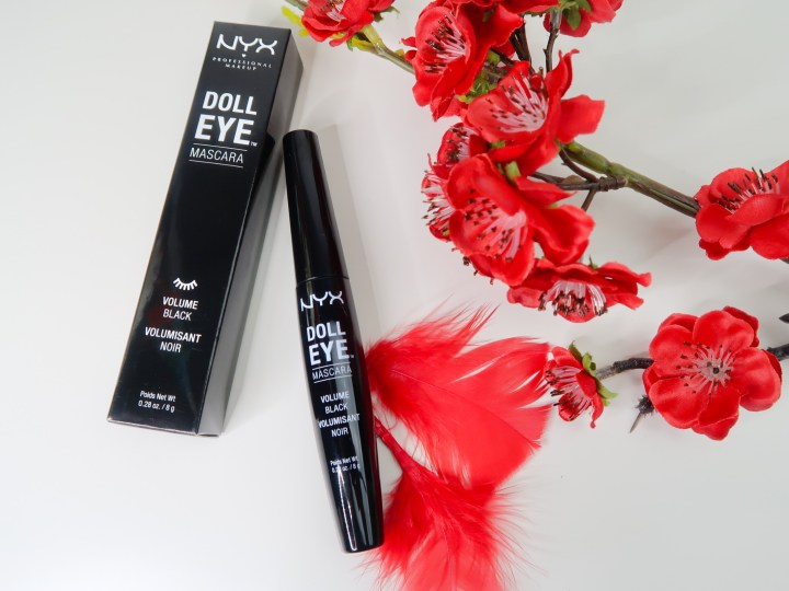 Nyx cosmetics baby eye doll manga mascara beauty blog blogger yustsome