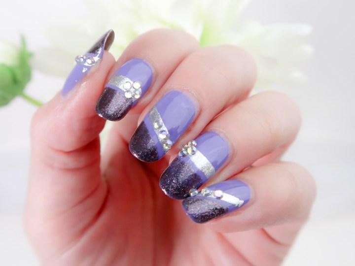 Essie shades on swatch yustsome purple nailpolish nails vernis ongles
