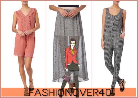 #fashionover40 | Zomerse outfits tegen betaalbare prijzen