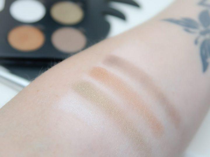 Nyx, eye, shadow, palette, make your own, samenstellen, 4, colours, blog, post, beauty, yustsome