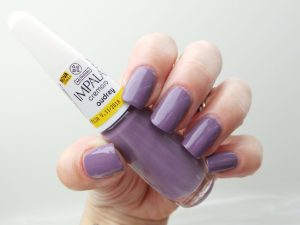 Impala, swatched, nailpolish, nagellak, agua marina, yustsome, beauty, blog, vernis, ongles, purple, paars