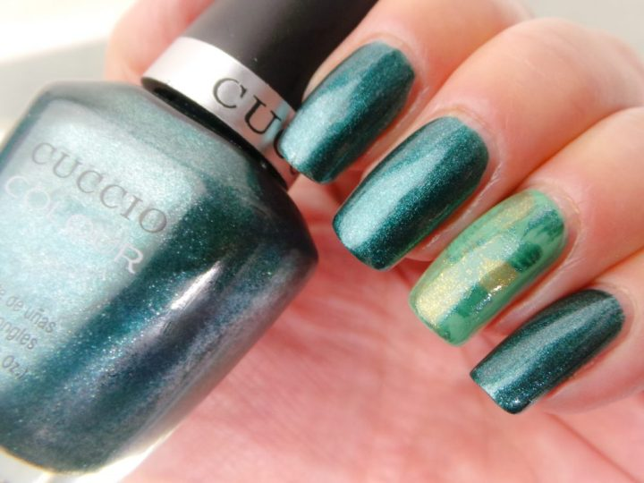Swatched it, dublin, emerald, isle, cuccio, colour, nail, polish, varnish, ongles, blog, yustsome, beauty