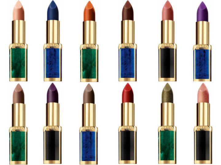 Balmain, lipstick, l'oreal paris, swatch, lippen, stift, lips, lip, red, domination, beauty, blog, yustsome