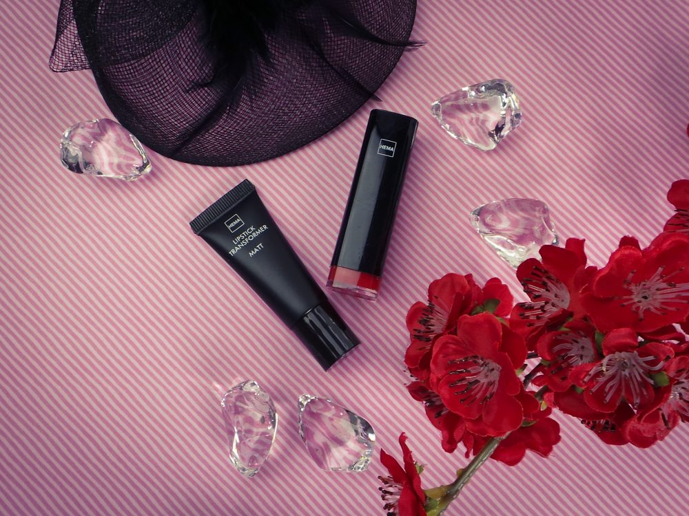 Vurige lippen met pure HEMA