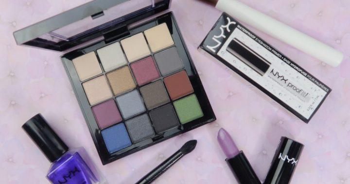 NYX, ultimate, eyeshadow, palette, smokey, review, eyeshadow, base, primer, cosmetics, yustsome, beauty, blog