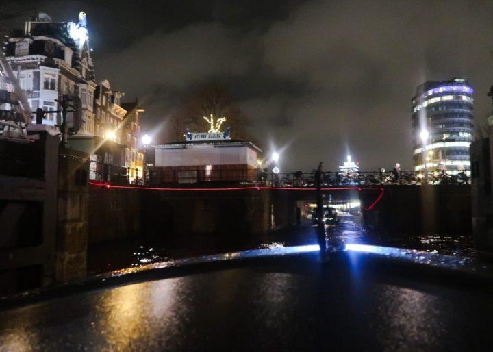 Amsterdam, kin, boats, light, festival, boat, trip, blogposts, travel, toerist,