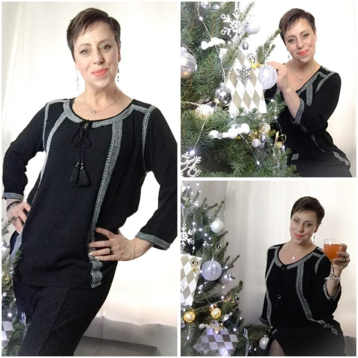 Didi, bloes, tuniek, Fashion, rok, kerstmis, look, fashionista, beauty, blog, post, yustsome,2