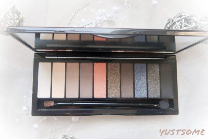 Du matin au Soir, T leclerc, makeup, beauty, Paris, Parijs, Frans, cosmetica, eyeshadow, palette, 02,