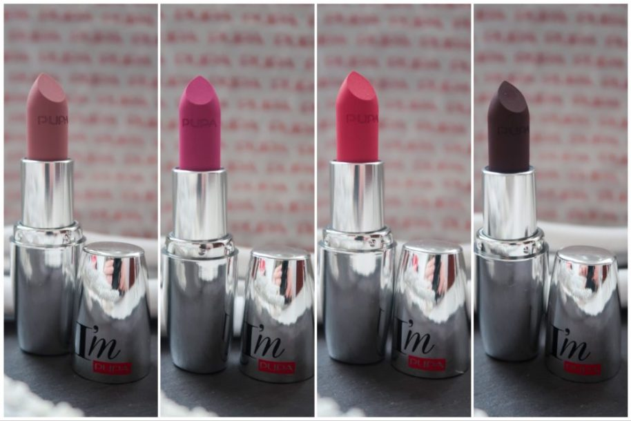 Pupa, matt, lipstick, new, carecosmetics, cosmetica, lips, beauty, blog, blogpost, 40plus, yustsome