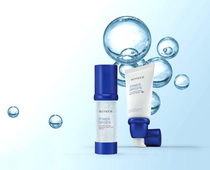 Nieuw van Skeyndor, skincare huidverzorging, oxygen, zuurstof, power, yustsome, beauty, blog