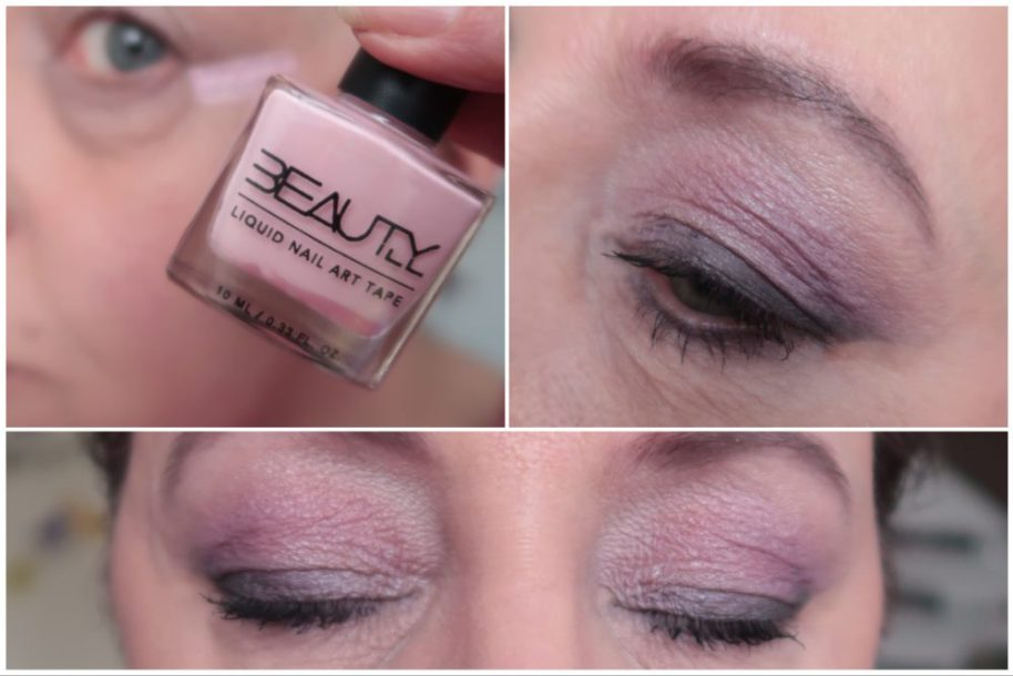 Christian, Faye, eyeshadow, palette, Smokey, eyes, purple, beauty, blogger, yustsome, Pretty, pink, make-up, look