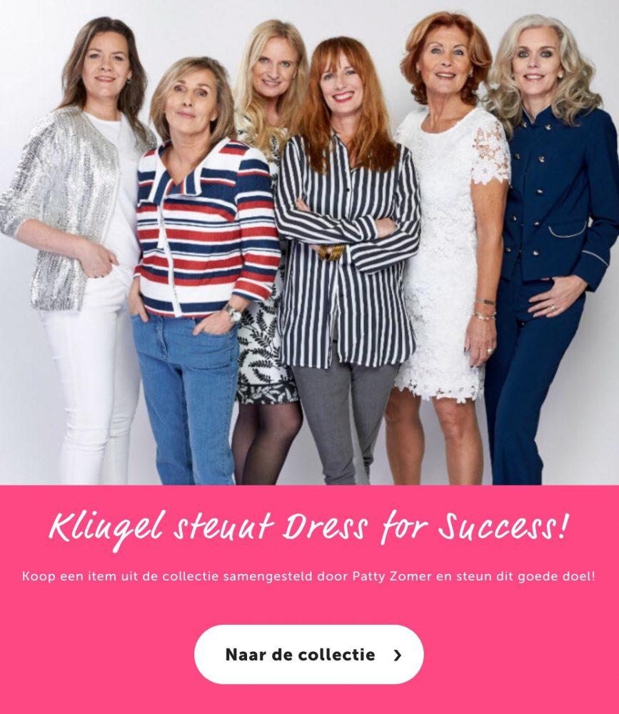 Dress for succes, Klingel, event, fashion, bloggers, armoede, terug, maatschappij, doneren, kleding, yustsome