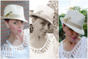 Zomerse outfit met een luchtige top | Cotton Club