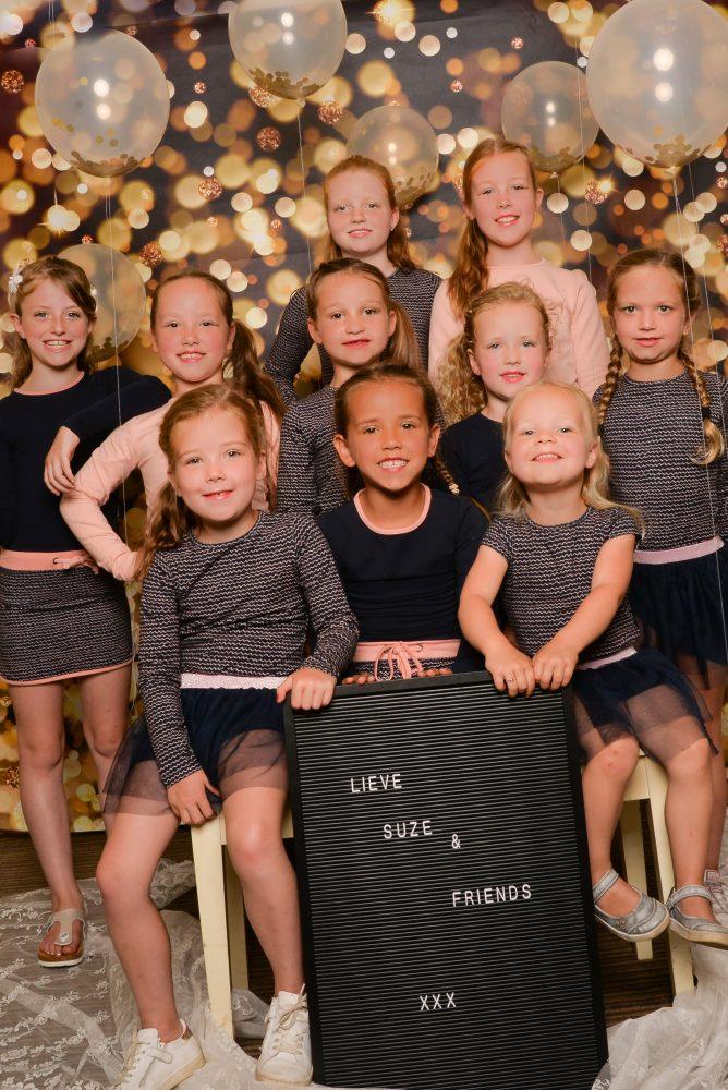 Stichting, semmy, Kinder, ziek, kanker, Suze, friends, gelukt, engeltjes, kledinglijn,