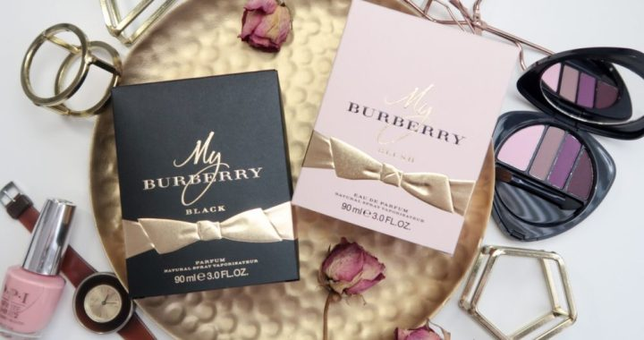My burberry, black, blush, parfum, blog, review, ICI Paris, Douglas, yustsome, beauty