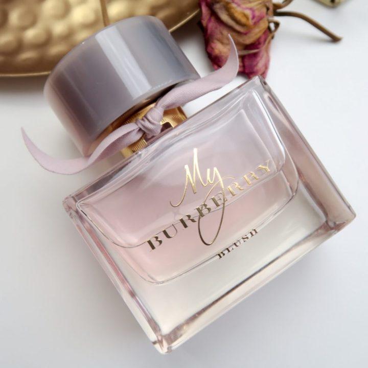 My burberry, black, blush, parfum, blog, review, ICI Paris, Douglas, yustsome, beauty