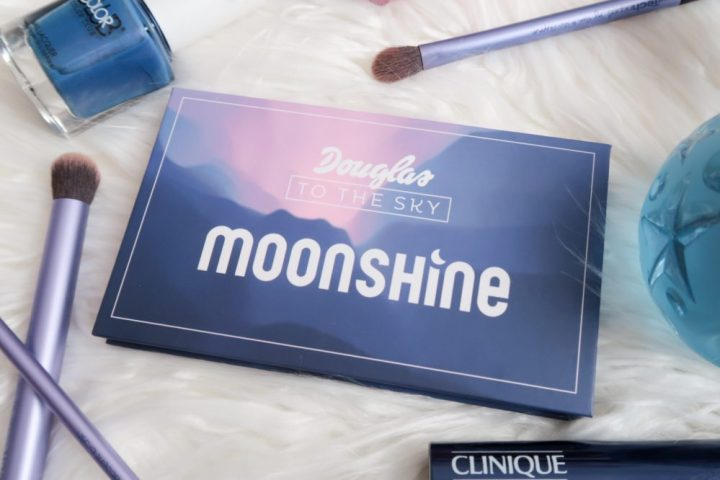Douglas, moonshine, make, up, oogschaduw, limited, palette, review, MUA, yustsome, jaren 80