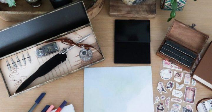Monnikenwerk, schrijven, brief, kunst, design, viking, creatief, kalligraferen, world letter writing day