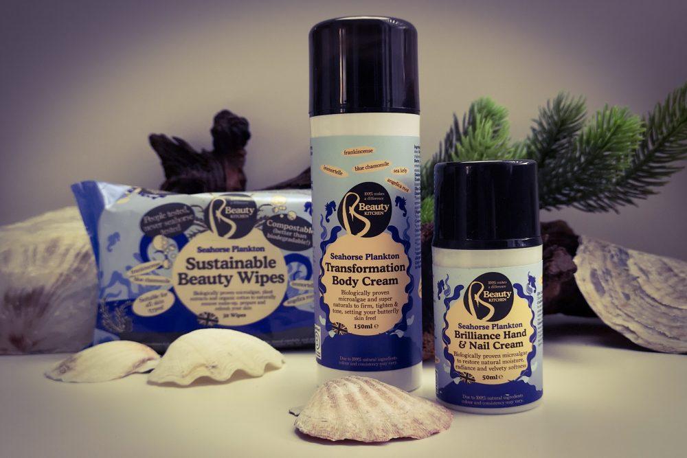 Beauty Kitchen huidverzorging met ingrediënten uit de natuur