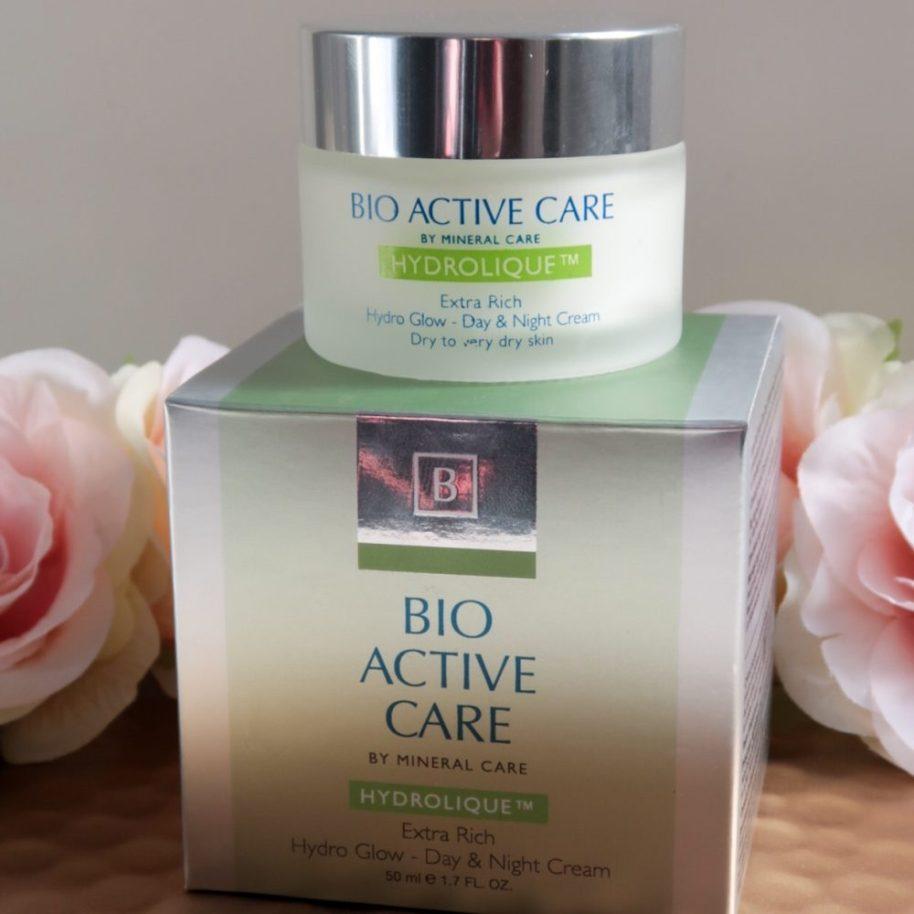 Bio Active care, Mineral, skin, huidverzorging, dode zee, mineralen, herstellen, huid, Hydro, glow, beauty, skin, beautysome.nl, review, dry, droge