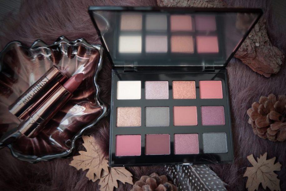 NYX, cosmetics, machinist, ignite, lipstick, eyeshadow, makeup, beautysome