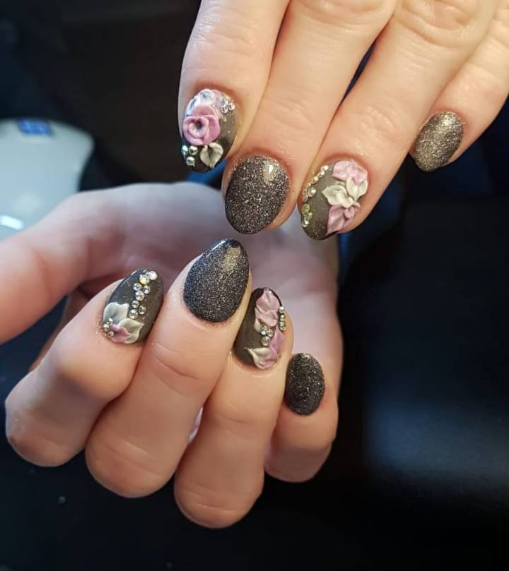 Acrylnagels, nagelstyliste, njoy, nails, Gemert, verlenging, beautysome