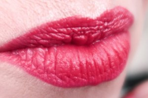 Mijn favoriete kleur lippenstift: Rood