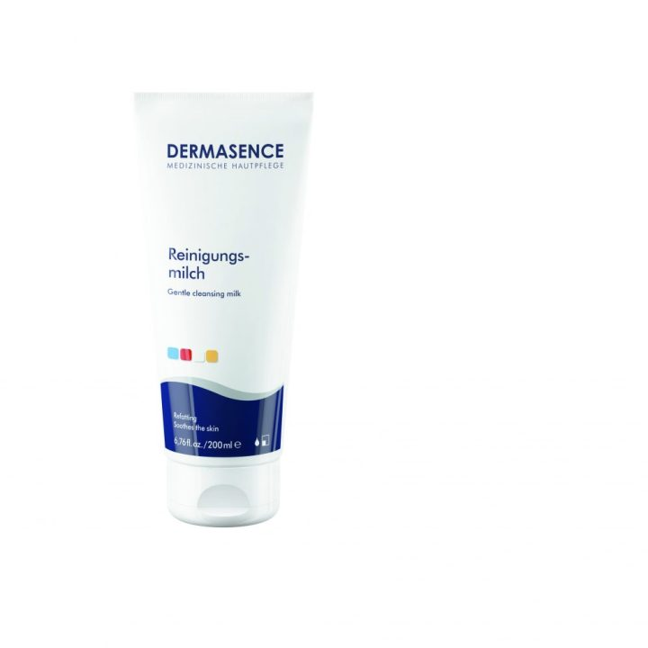 Dermasence, lotion, tonic, mousse, reiniging, huid, beauty