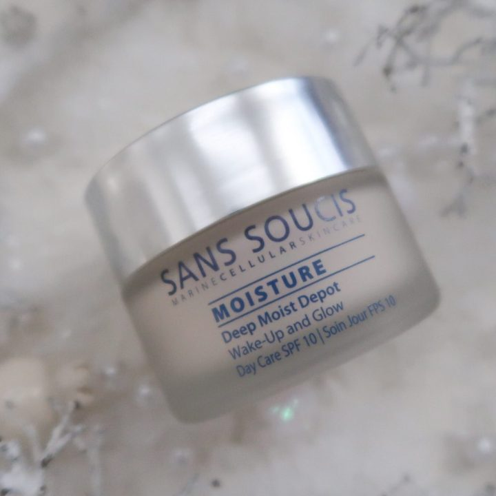 Sans Soucis, Deep, moisture, glow, day, crème, Cream, wake up, Hyaluron, anti age, uv, bescherming,beautysome