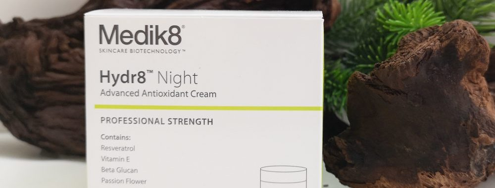 Hydra8, Medik8, hydraterend, nacht, crème, antioxidant, voedend, rijpere, huid, beautysome, night, Cream, review