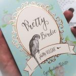 Pretty Vulgar, Pretty, bird, raven, gold, flowers, lipstick, eyeliner, mascara, eyeshadow, make-up, products, producten, cosmetica, review, beautysome