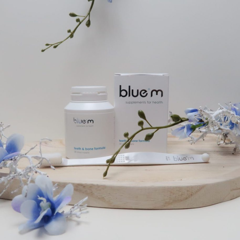 blue®m, mond, glebit, verzorging, bluem, tandpasta, zuurstof, oxygen, supplementen, tandpasta, tanden, Beautysome, review,