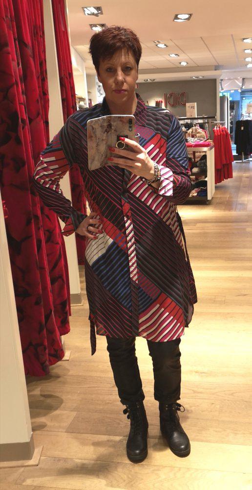 Zwart Wit Jurkje.Jurkje In Zwart Wit Print Van Didi Fashion Beautysome