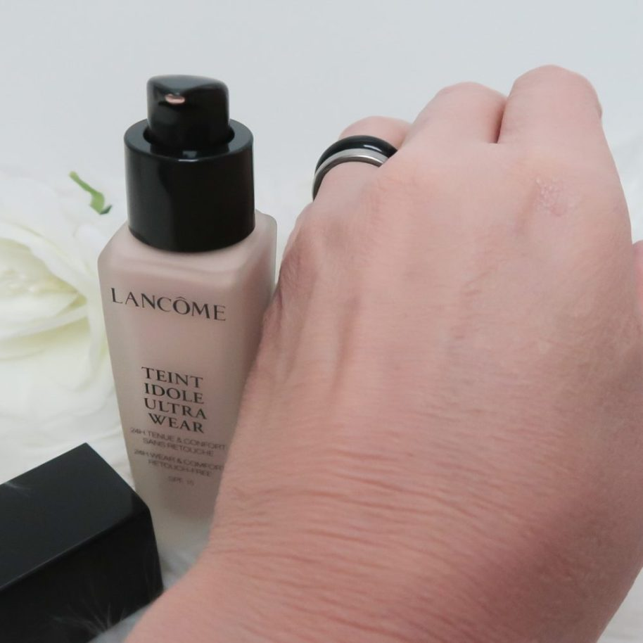 Lancôme, teint, idole, ultra, wear, foundation, coucou, droge, huid, tint, beauty, beautysome, blog, review