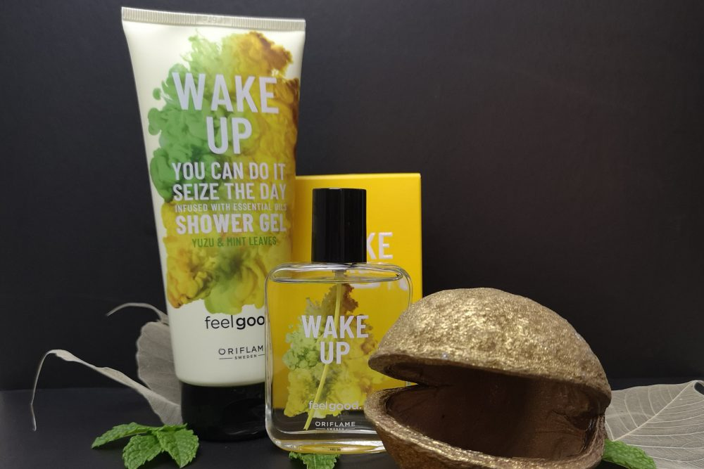 Nieuw | Oriflame Wake up & Loved up
