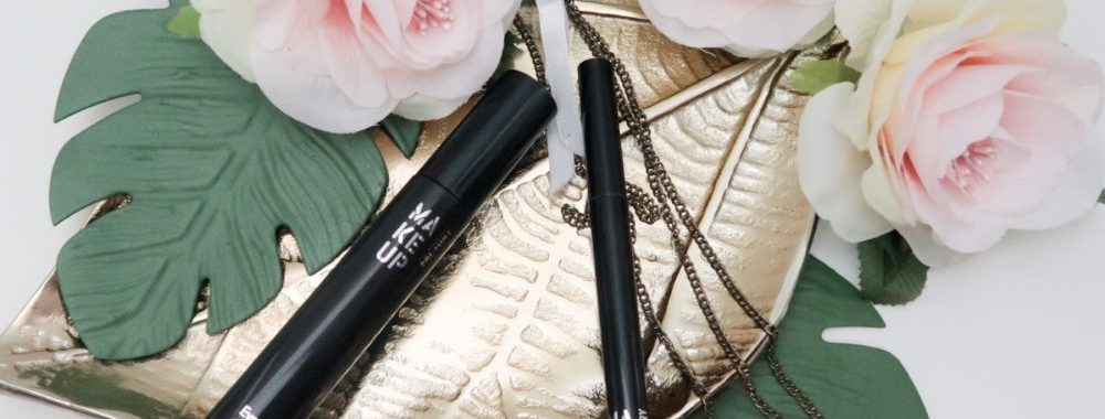 Make-up Factory, make-up, expressive eyes, eyeliner, mascara, Blauw, groen, bruin, zwart, grijs