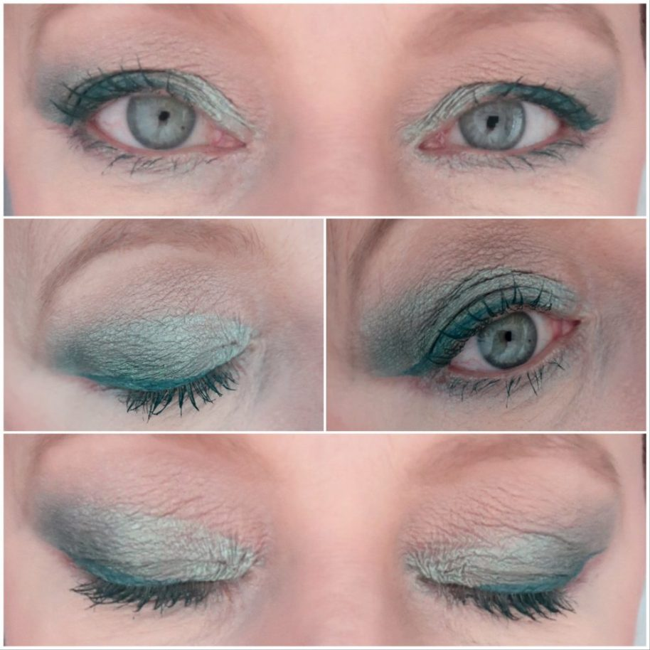 Make-up Factory, make-up, expressive eyes, eyeliner, mascara, Blauw, groen, bruin, zwart, grijs
