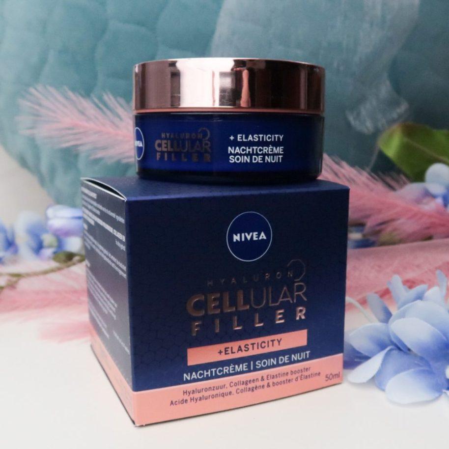 Nivea, cellular, filler, serum, dagcrème, nachtcrème, olie, review, mening, test, beauty,