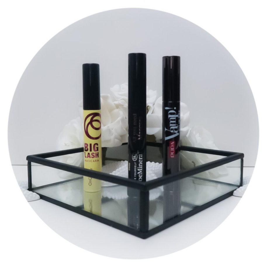 Pupa, vamp, all in one, mascara, Oriflame, BeMineral, test, beauty