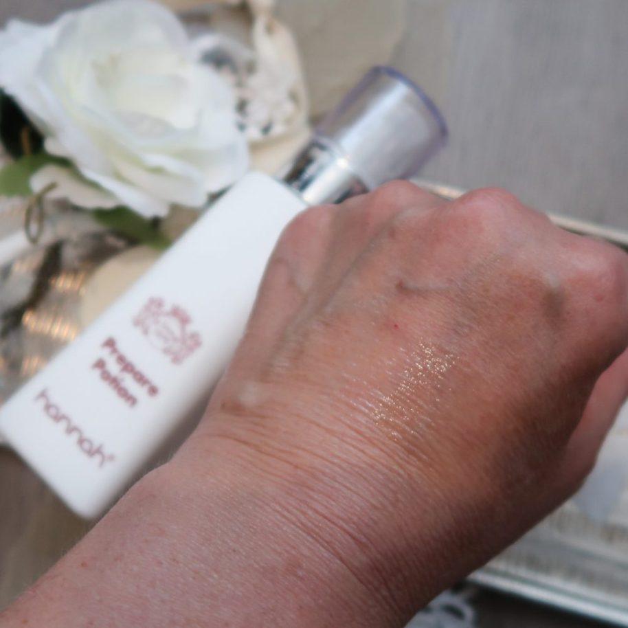 Hannah, huidcoach, nieuw, huidverzorging, huid, review, prepair, potion, fixing touch, Sebu pure