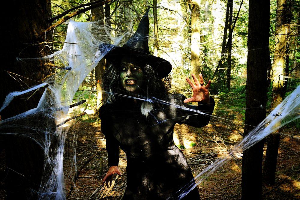 Halloween: ga jij als vampier of als heks verkleed?