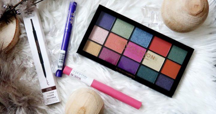 Revolution, trekpleister, make-up, oogschaduw, palette, review, beauty, Beautysome, eyeliner, lipstick, rommel, Max factor, revolution