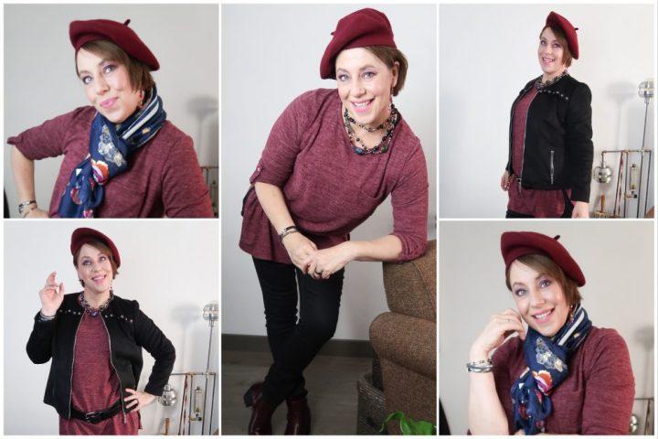 Warm rood, laarsjes, herfst, mode, 2019, fashion, trend, fashionista, mode, klingel